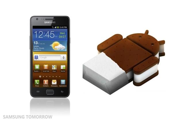 Samsung ICS Oficial