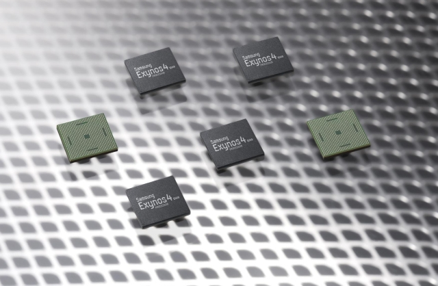El nuevo procesador Samsung Exynos 4 Quad