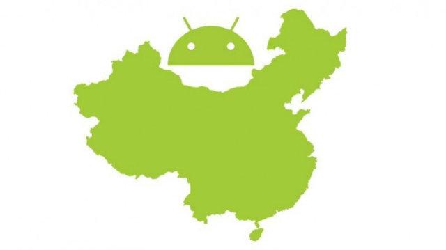 Android lidera China
