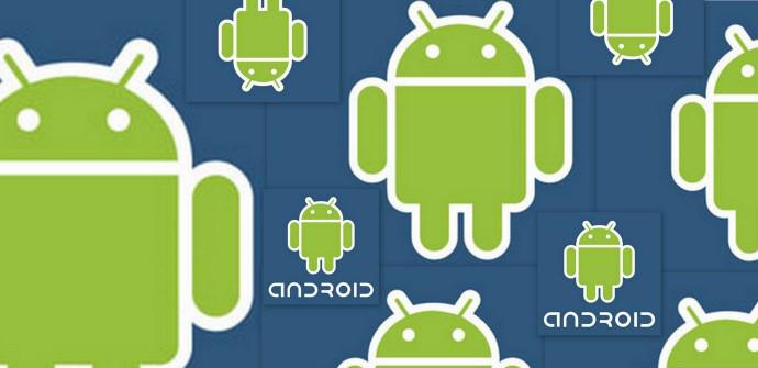 Logotipo de Android de Google