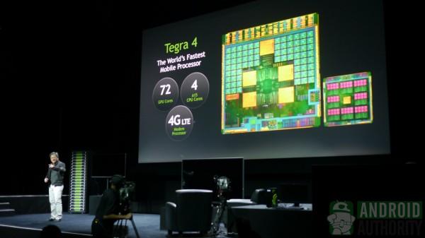 Presentación de Nvidia en el CES