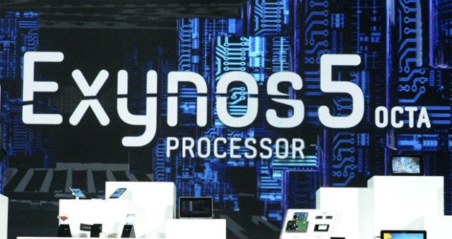 El SoC Samsung Exynos 5 octa anunciado en el CES