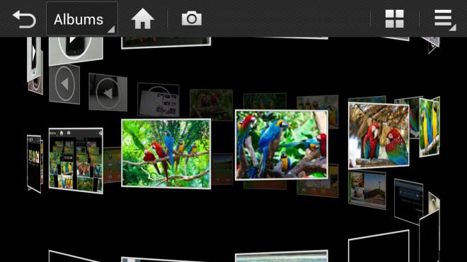 Galaxy Camera con Android 4.1.2