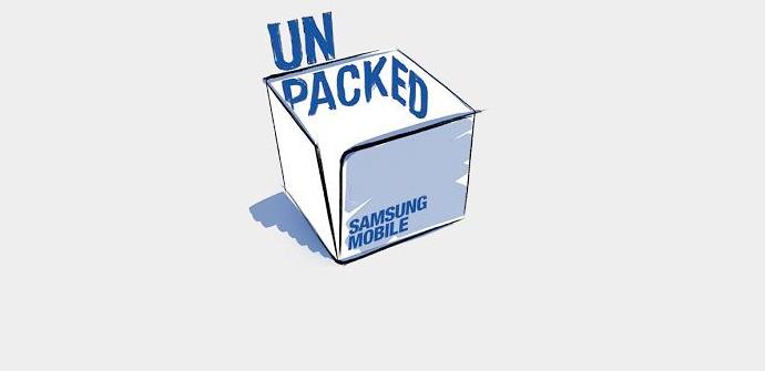 Unpacked Galaxy S4