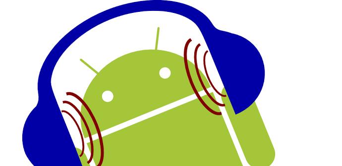 Volumen Android