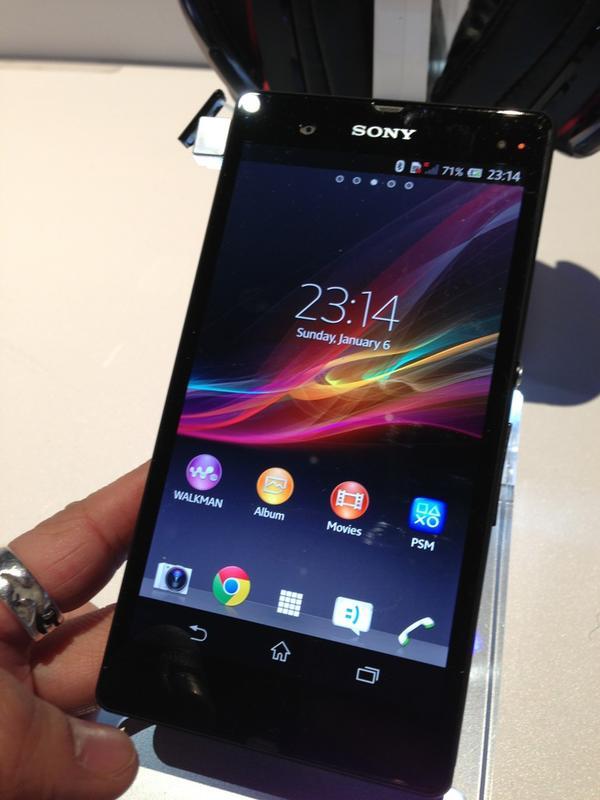 Sony Xperia Z-1