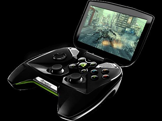 Project Shield de Nvidia