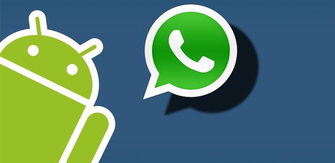 Actualización de WhatsApp para Android