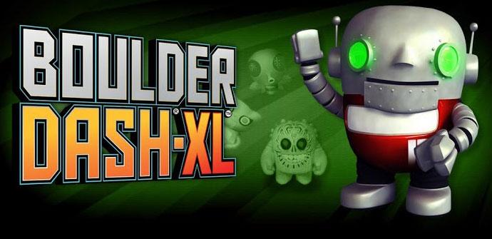 Juego Boulder Dash XL