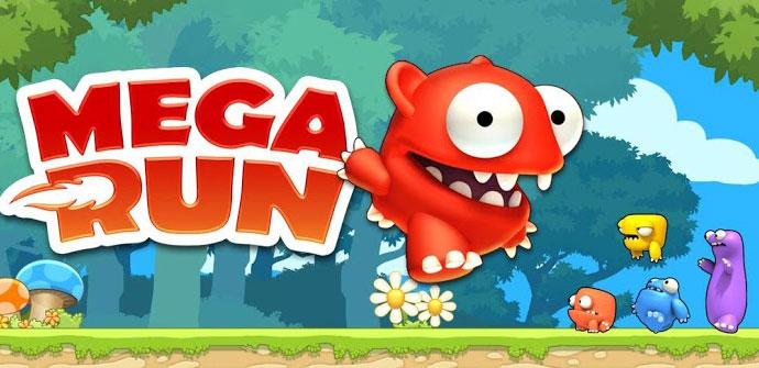Nuevo juego para Android Mega Run