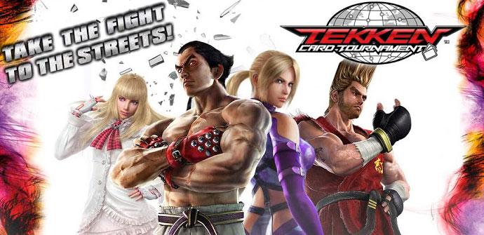 Juego Tekken para Android