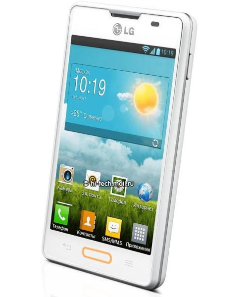 Teléfono LG® Optimus™ L4