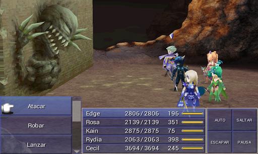 Juego para Android Final Fantasy IV