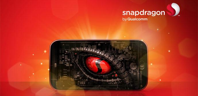 Procesadores Qualcomm Snapdragon