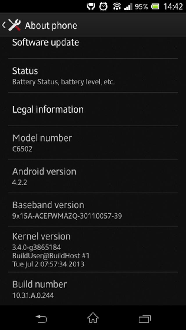 sony xperia x y sony xperia zl reciben una actualización de firmware