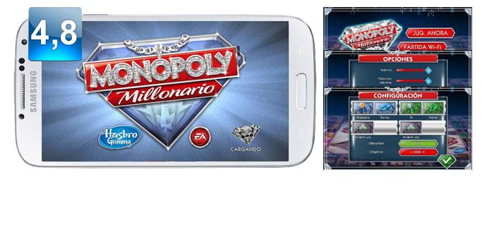 Apertura Monopoly Millonario Android