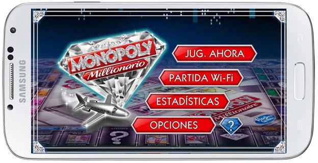 Inicio Monopoly Millonario Android