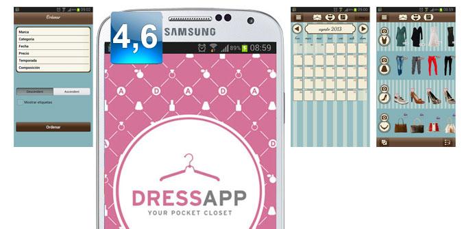 Aplicación DressApp