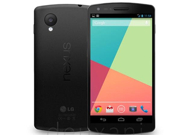 Más madera para el Nexus 5, que parece confirmar sus especificaciones