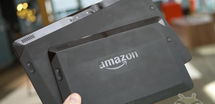 Comparamos los dos tablets del momento, el de Google y el de Amazon. Kindle Fire HDX vs Nexus 7.