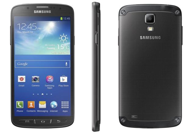 El Samsung Galaxy S4 Active con Snapdragon 800 llegará en octubre