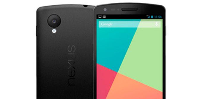 El Nexus 5 aparece de nuevo en una supuesta imagen para prensa
