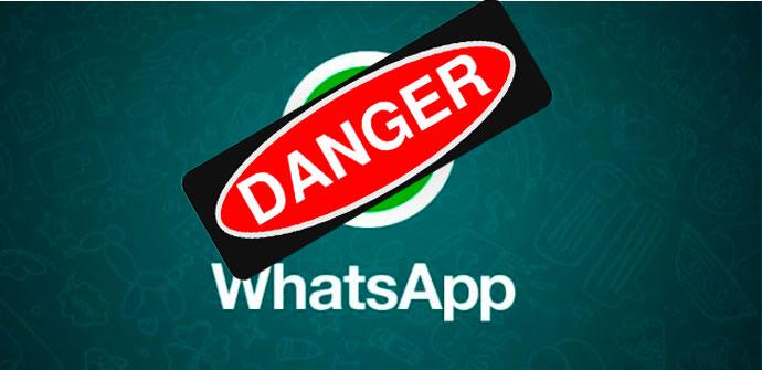 Un virus suplanta a Whatsapp simulando ser uno de sus mensajes de voz