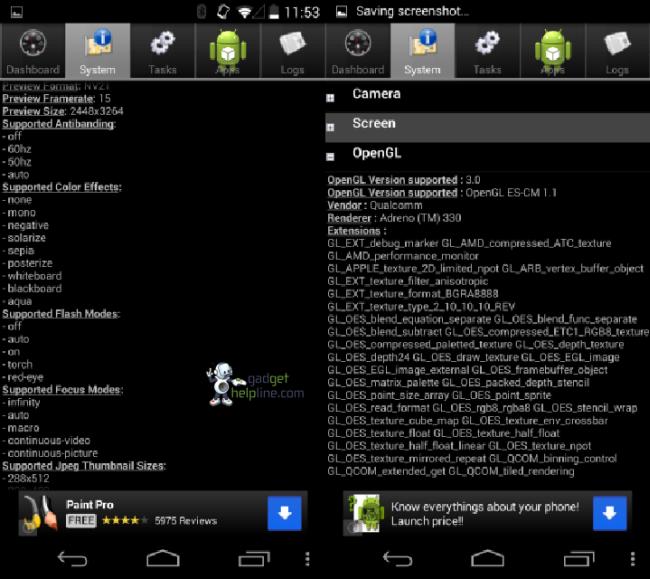 El Nexus 5 tendría GPU Adreno 330, pantalla Full HD y dos gigas de RAM