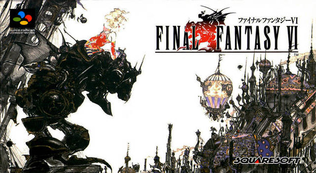 Imagen del juego Final Fantasy VI