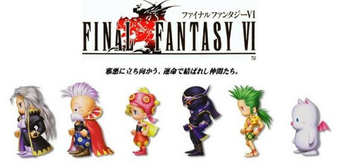 Juego Final Fantasy VI