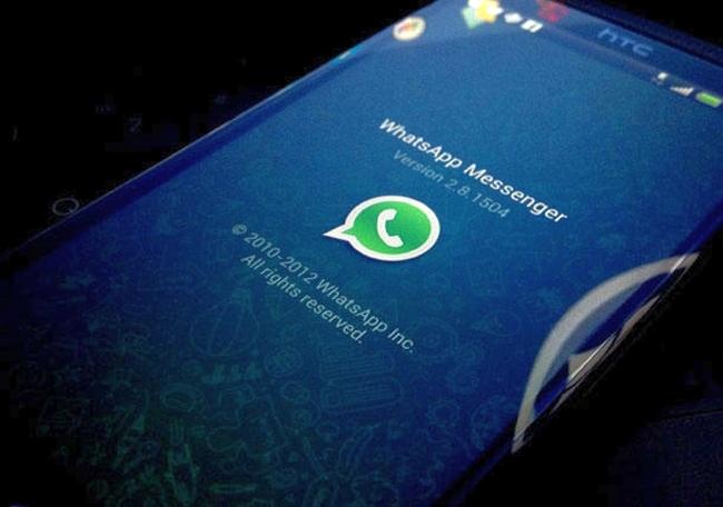 Aplicación WhatsApp con agujeros de seguridad