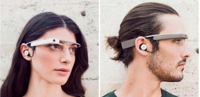 Las Google Glass sacan a la luz su nuevo aspecto y otras novedades