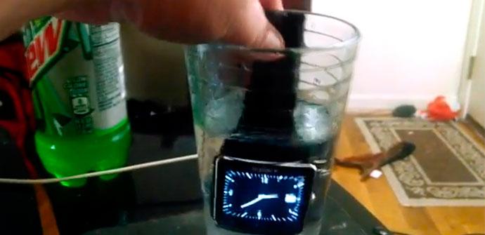 El Sony SmartWatch 2 será definitivamente resistente a polvo y agua