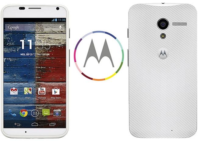 ¿Seguirá el Motorola® Moto X al Moto G en su despliegue internacional?