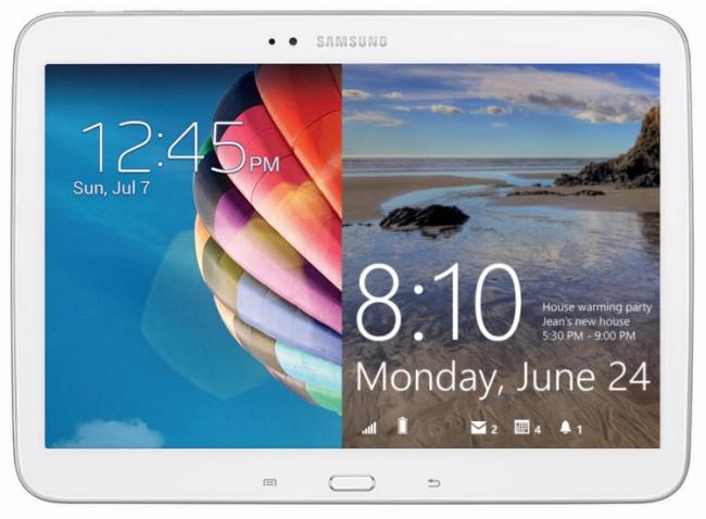 Samsung espera lograr los 42 millones de tablets enviados en 2013