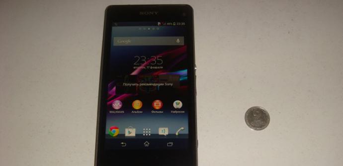 El Sony Xperia Z1S aparece en nuevas imágenes filtardas.