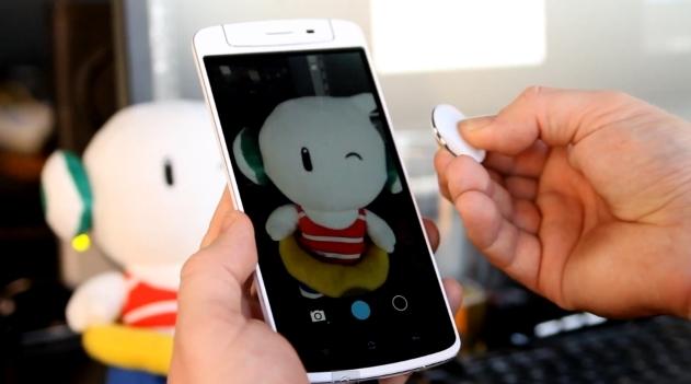 Teléfono Oppo N1 versión CyanogenMod