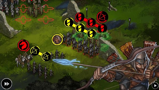 Juego de estrategia Ravenmark