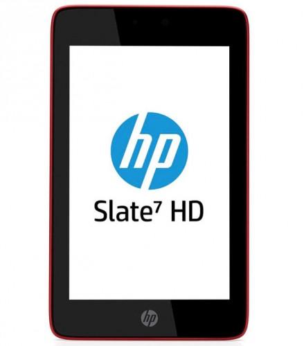 HP Slate7 Plus.