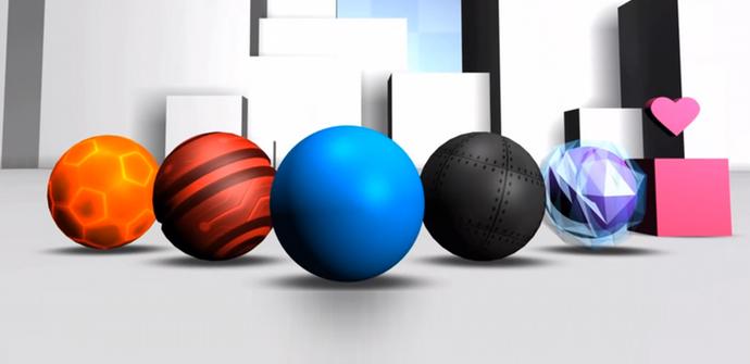 Cubes vs Spheres está disponible en Google Play, y por un precio