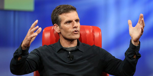 Dennis Woodside CEO de Motorola