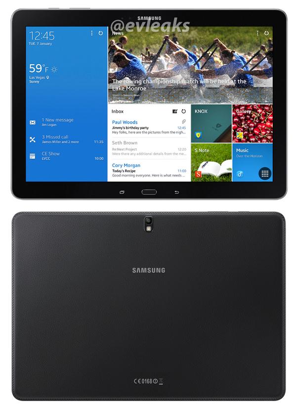 Galaxy Tab Pro 12,2