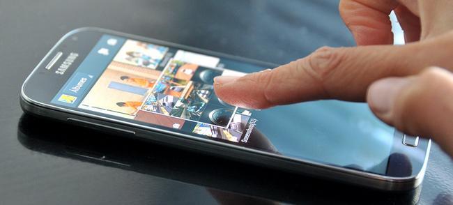 Futuro Samsung Galaxy S5 con Air View