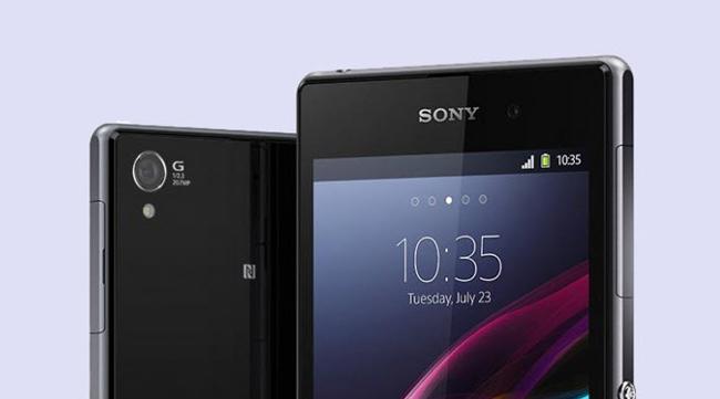 El Sony Xperia Z2 tendría cámara con Lens G
