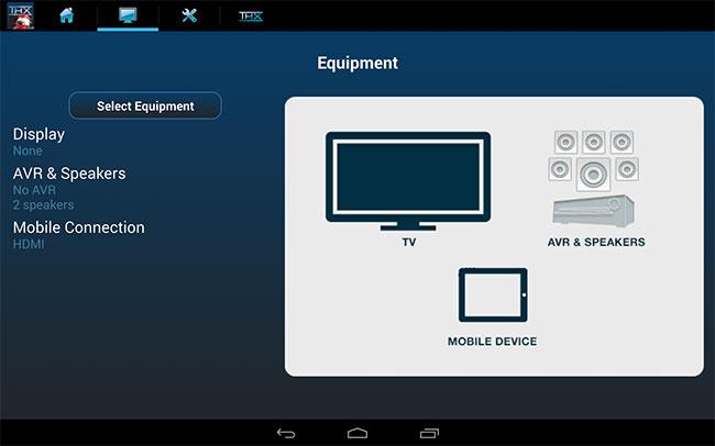 La app también incluirá un acceso directo a tráilers de películas ...