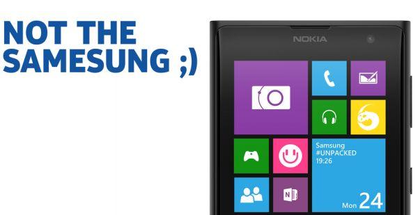 Samsung Galaxy™ S5 Nokia
