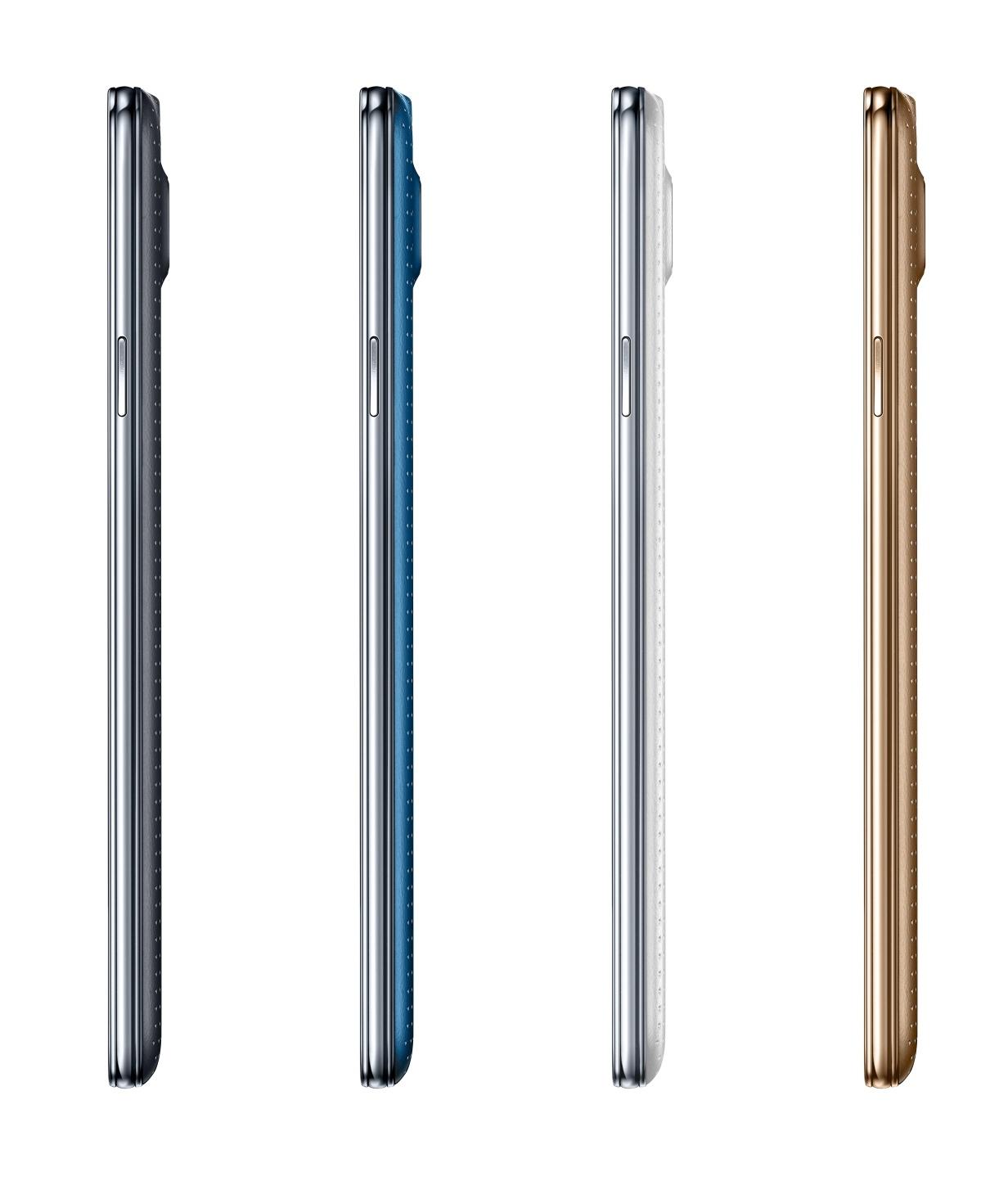 Samsung Galaxy S5 Caracteristicas Oficiales