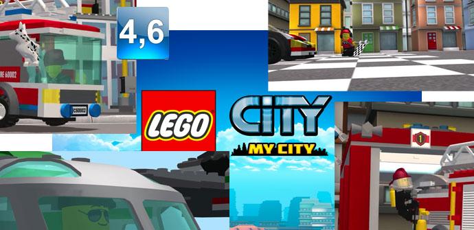 Apertura de LEGO City My City