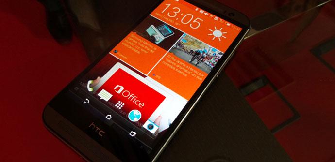 Nuevo HTC One M8
