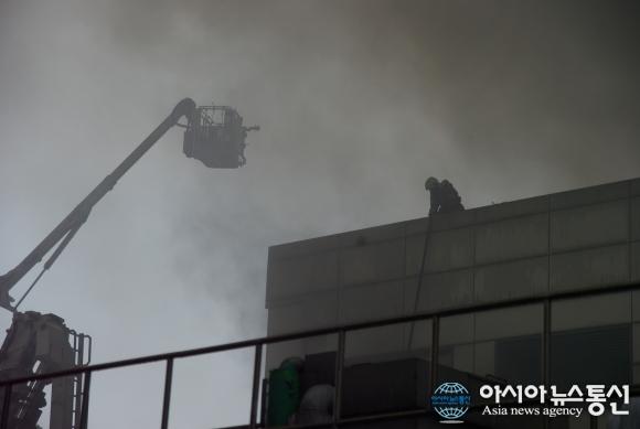 Incendio en pnta de producción de PCBs del Galaxy S5